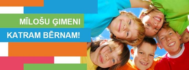 SOS bērnu ciemati Latvijā cover