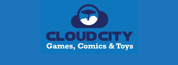 Cloud City Games cover