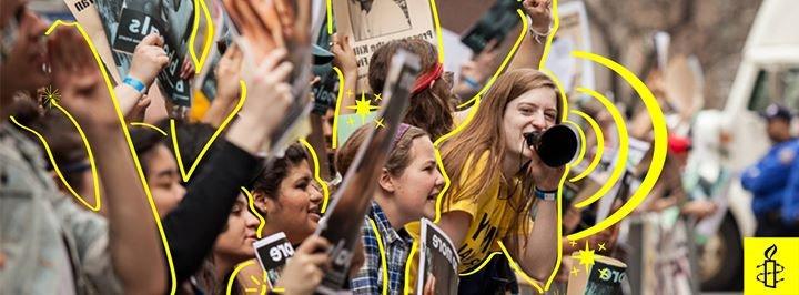 Amnesty International USA cover