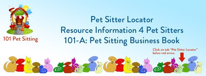 101 Pet Sitting cover