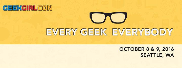 GeekGirlCon cover