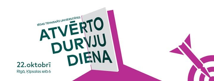 Rīgas Tehniskā universitāte - RTU cover