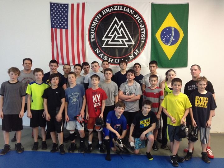 Faucher Wrestling Academy cover