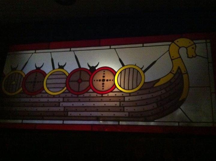 Stora Vikingen/ Röde Orm cover