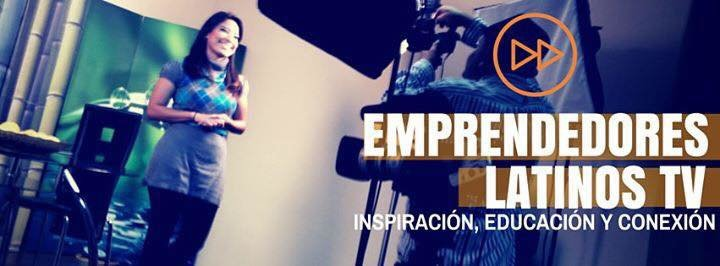 Emprendedores Latinos USA cover