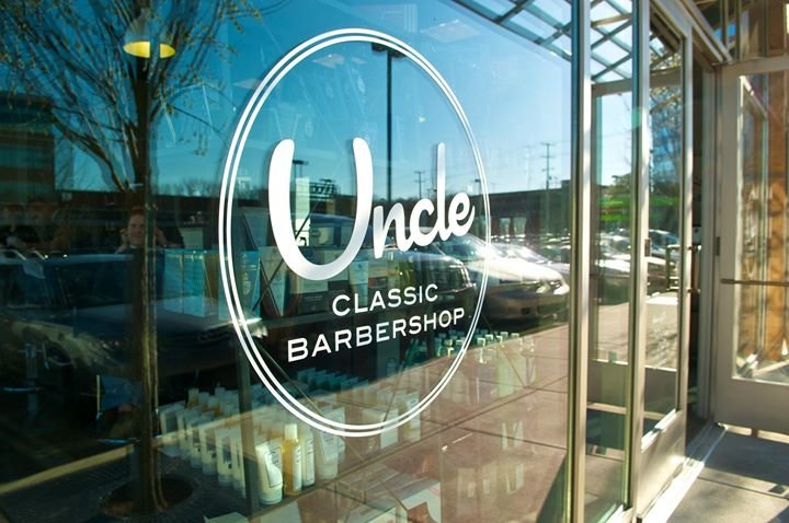 Uncle Classic Barbershop cover