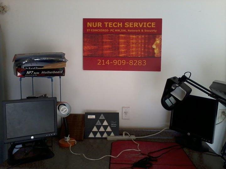 NUR TECH Service cover
