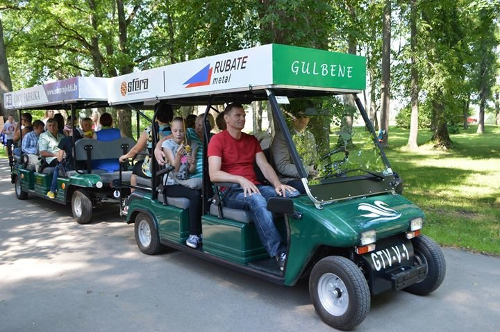 Gulbene Tourism cover