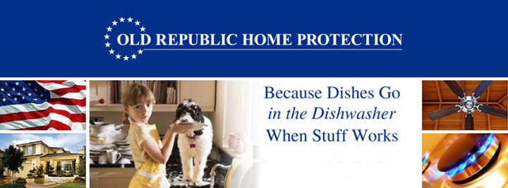 Old Republic Home Protection cover