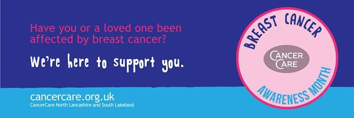CancerCare North Lancashire and South Lakeland cover