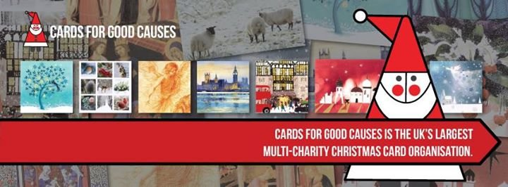 Cards for Good Causes - charity Christmas cards cover