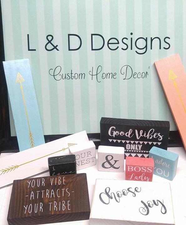L & D Designs cover