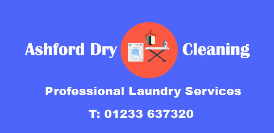 Ashford Dry Cleaners cover
