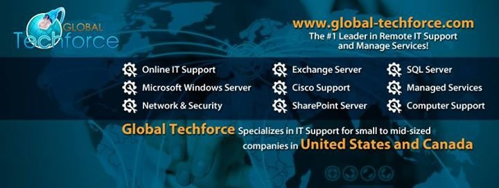 Global TechForce cover