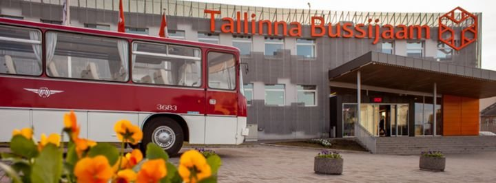 Tallinna Bussijaam cover