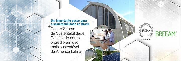 Centro Sebrae de Sustentabilidade cover