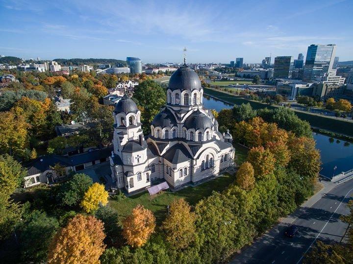 Go Vilnius cover