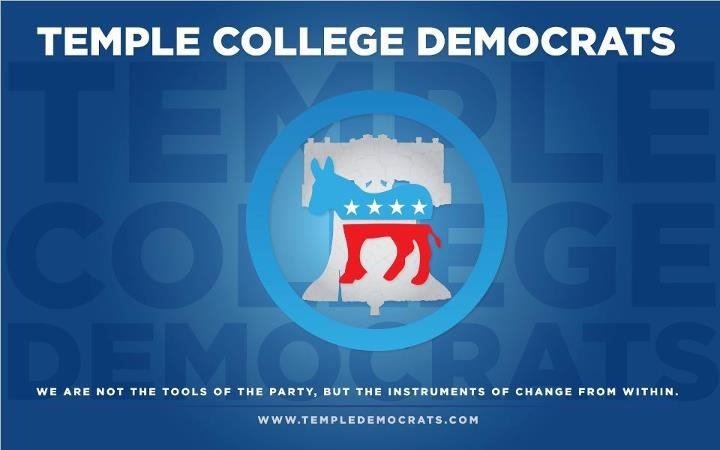 Temple College Democrats cover
