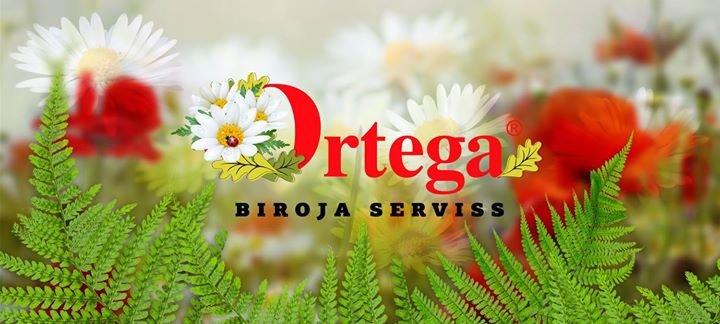 SIA Ortega cover