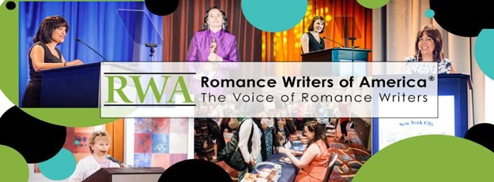 Romance Writers of America cover