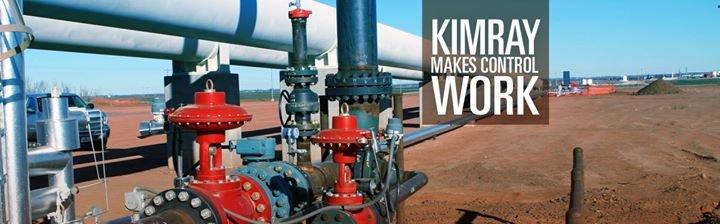 Kimray Inc. cover