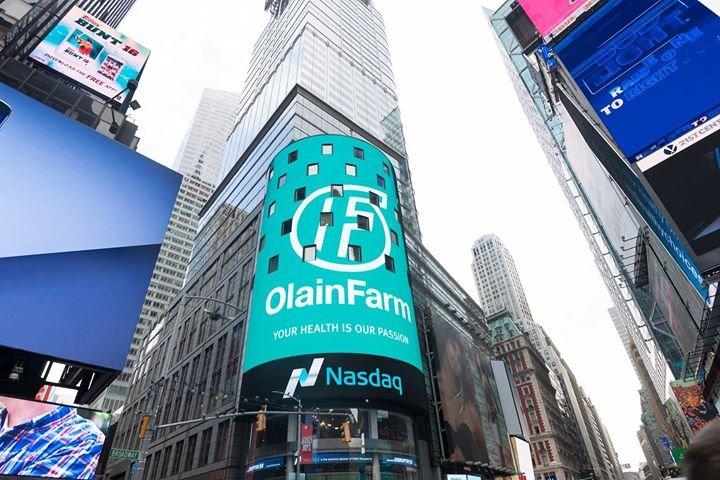 JSC OlainFarm cover