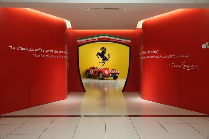 Museo Ferrari cover