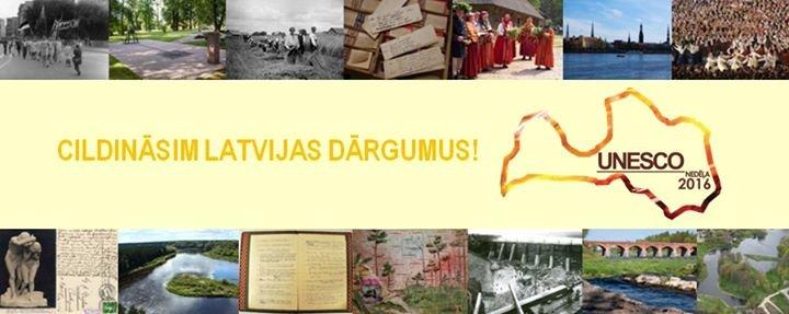 UNESCO Latvijas Nacionālā komisija cover