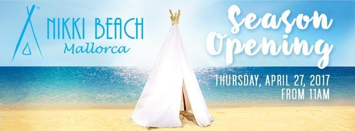 Nikki Beach Mallorca cover