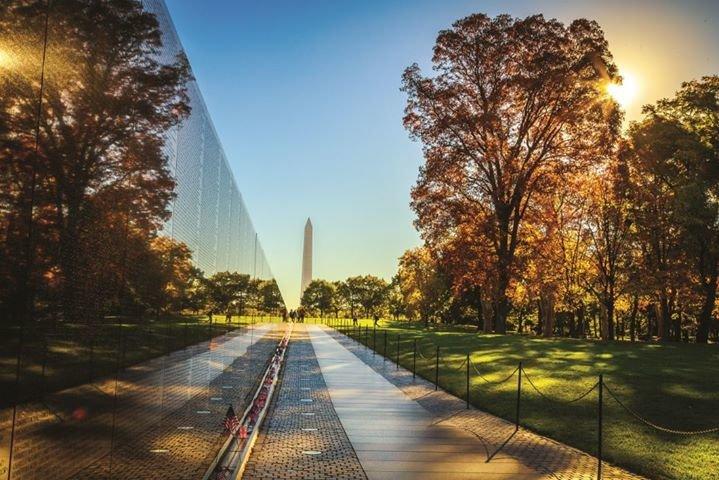 Vietnam Veterans Memorial Fund cover