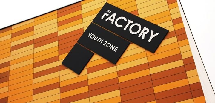 The Factory Youth Zone cover