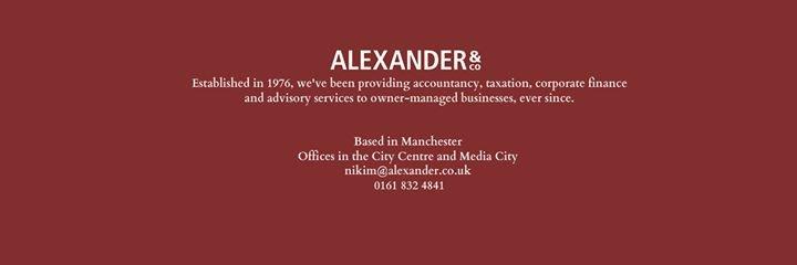 Alexander & Co cover