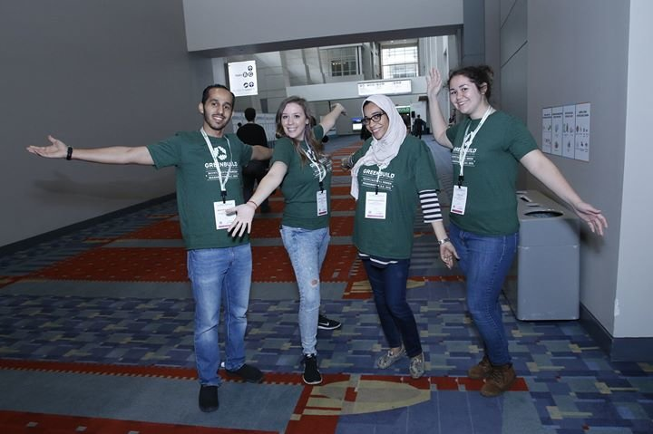 Greenbuild Conference & Expo Volunteers cover