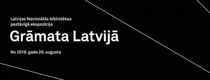 Latvijas Nacionālā bibliotēka / National Library of Latvia cover