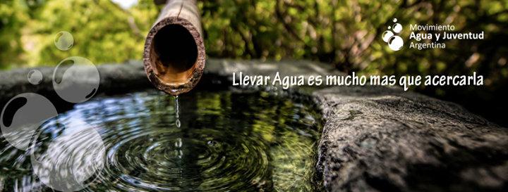 Movimiento Agua y Juventud - Argentina cover