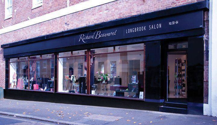 Richard Beaumont Longbrook salon cover