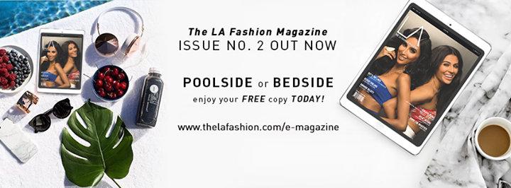 The LA Fashion cover