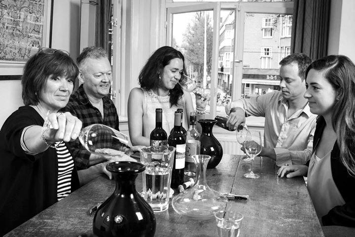 Wijnhandel B.J. de Logie cover