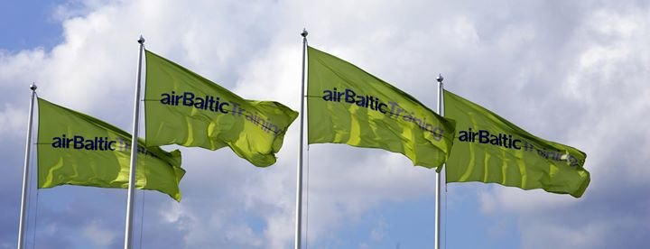 airBaltic Training cover