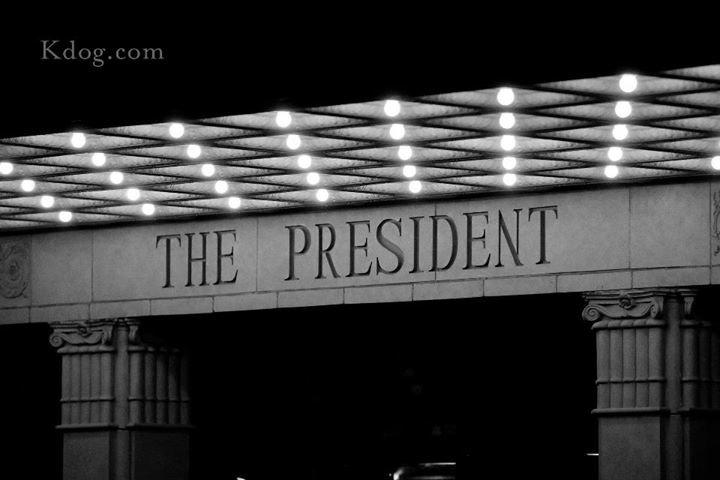 Hilton President cover