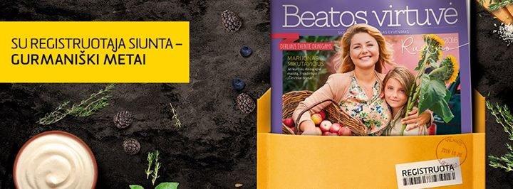 Lietuvos paštas cover