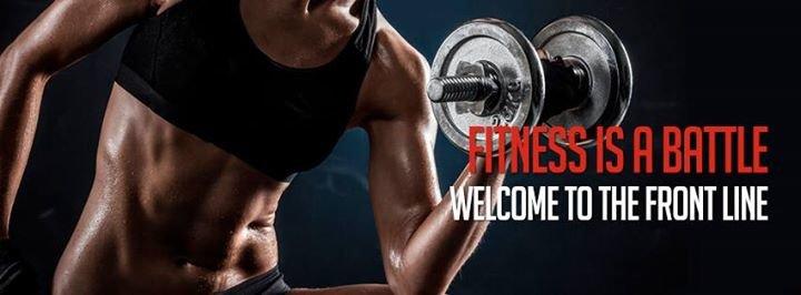 Fitnesa klubs F1 - Centrs cover