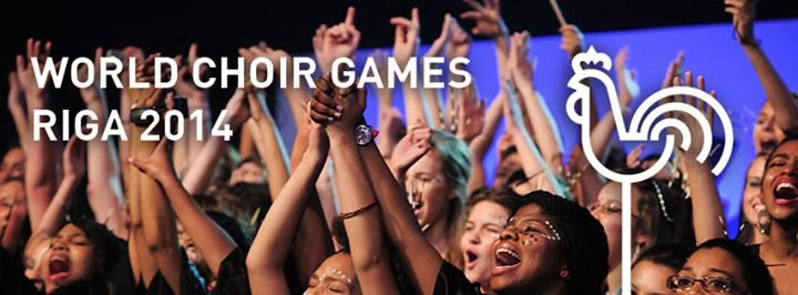 World Choir Games 2014 cover