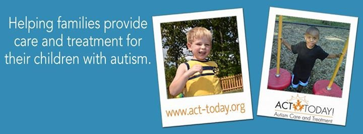 ACT Today! (Autism Care and Treatment) cover