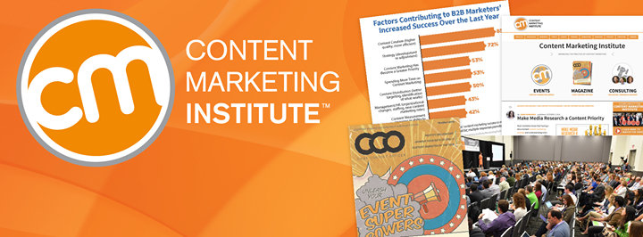 Content Marketing Institute cover