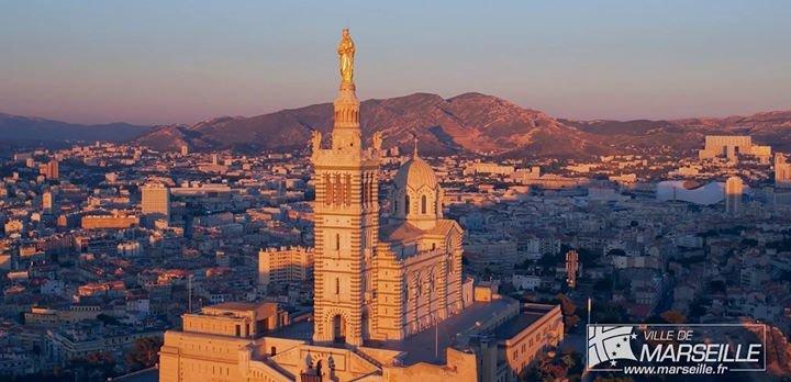 Ville de Marseille cover