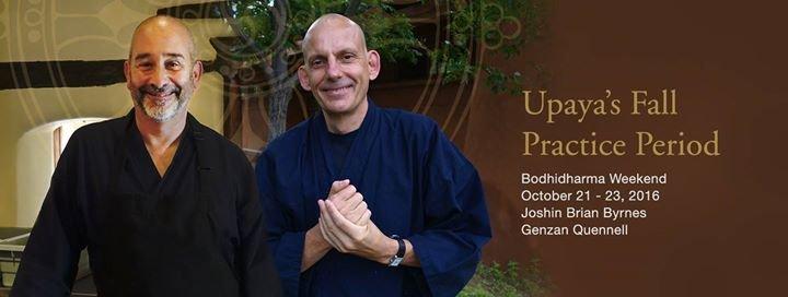 Upaya Zen Center cover