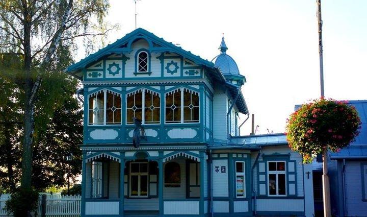 Aspazijas māja cover