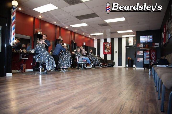 Beardsley's Barber Shop cover
