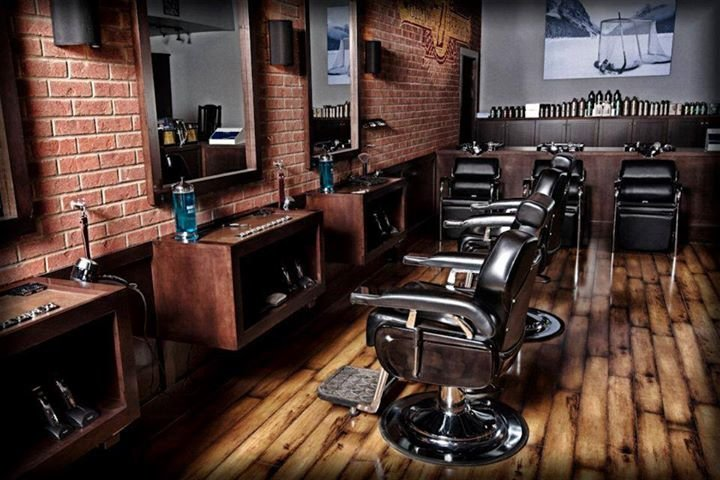 Best of Seven Barbers cover